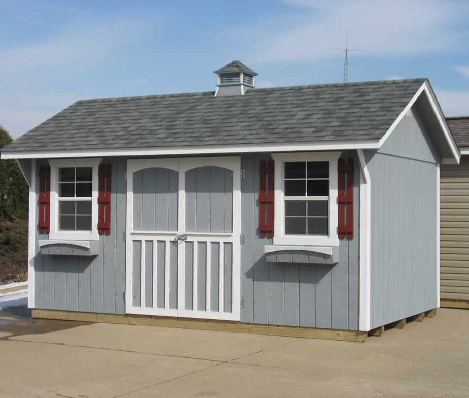 Woodworking projects free cost to build a shed base for Carriage house shed