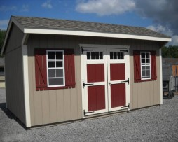 10'x16' Cottage Shed