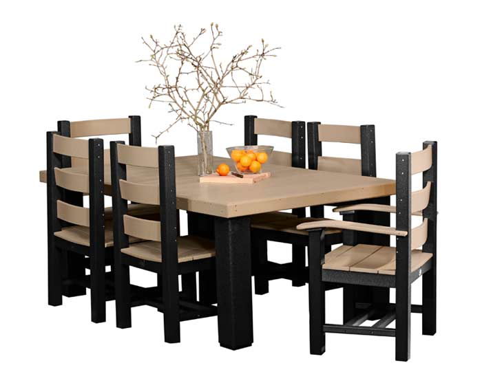 4x6-Contemporary-Square-Poly-Table-Set-in-Weatherwood-&-Black