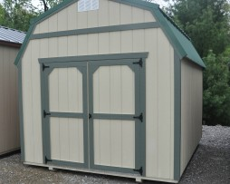 10x12 Lofted Shed
