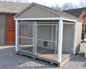 8'x8' Dog Kennel