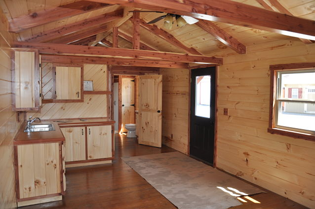 12 X32 Hunter Standard Log Cabins Sales Amp Prices