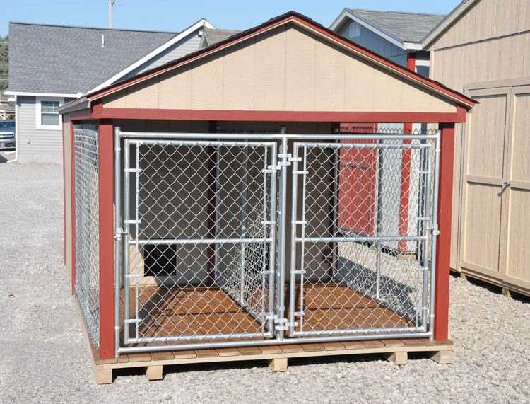 8'x14' Dog Kennel