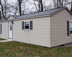 14'x40' Used Cabin