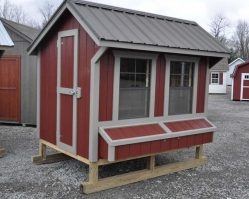 Salem Structures Chicken Coops