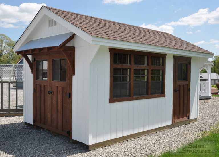 10'x16' Carriage House
