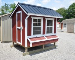 Discounted 6'x8 Chicken Coop